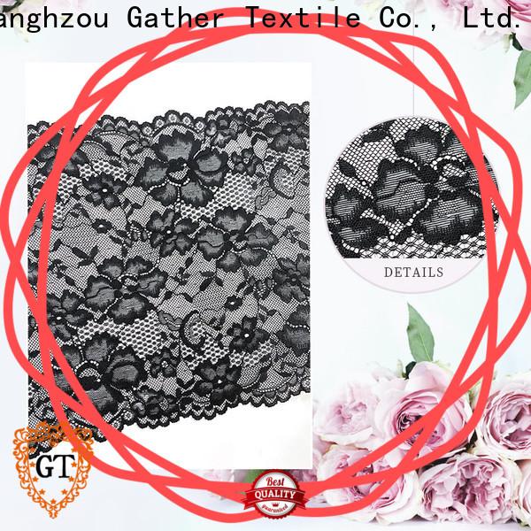 GT Wholesale wedding lace trim factory for sale