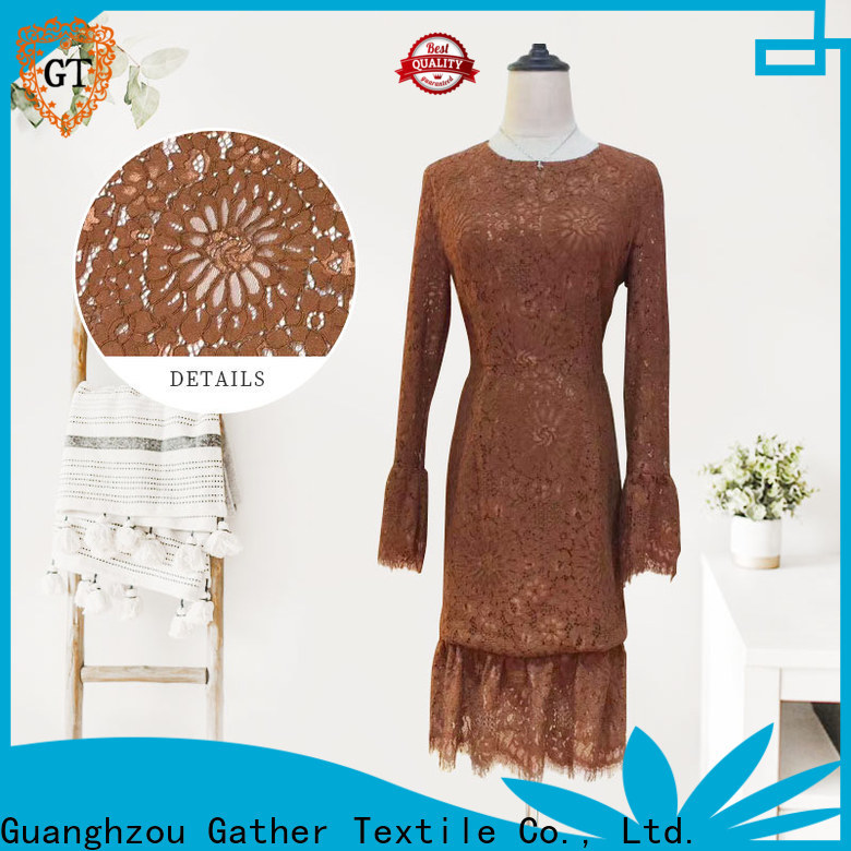 Wholesale raschel lace wholesale Supply for promotion