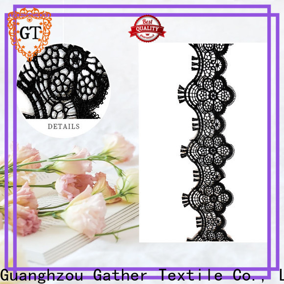 Custom where to buy lace fabric online Supply for sale