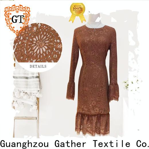 GT Wholesale allover lace manufacturers bulk production