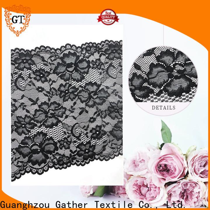 GT Latest bridal lace trim for business bulk production