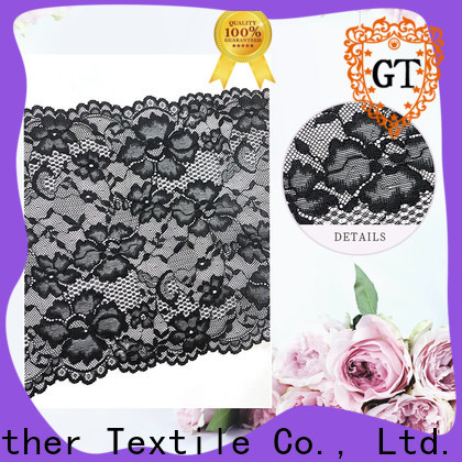GT all over stretch lace fabric Supply bulk production