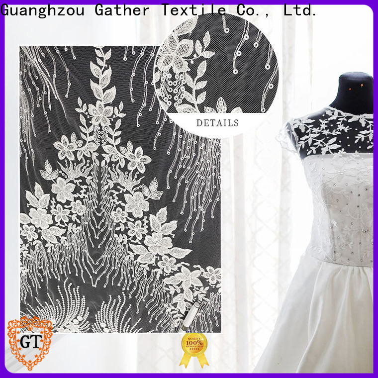 Best wedding satin fabric for business for promotion