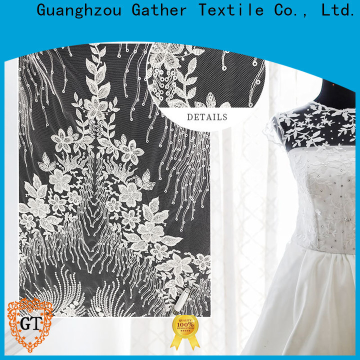 GT lace fabric for sale factory for promotion