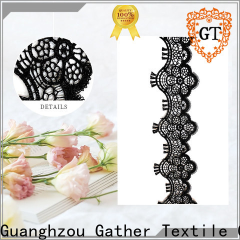 GT Wholesale lace embroidered top manufacturers on sale
