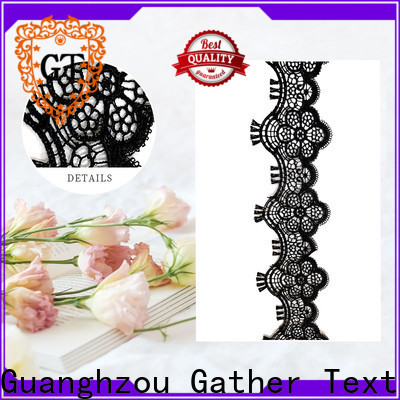 High-quality guipure lace fabric Supply for promotion