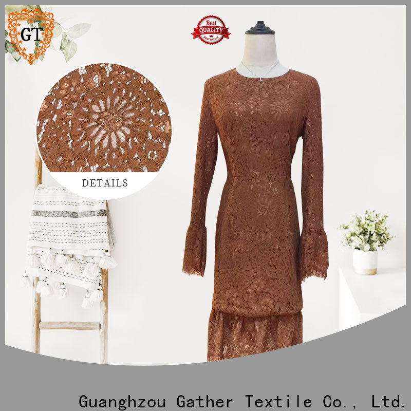 GT High-quality stretch lace trim Suppliers bulk buy