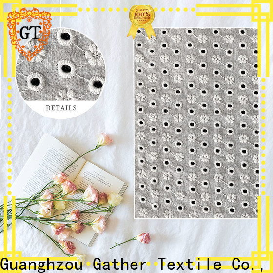 GT Best lace net fabric company for promotion