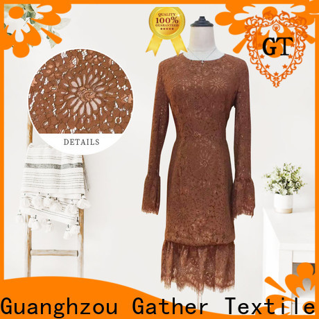 Top raschel lace factory on sale