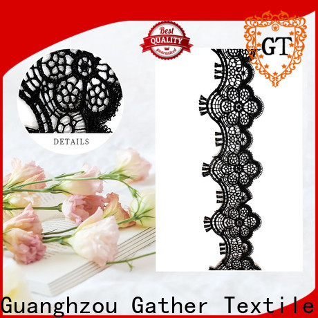 GT Wholesale cotton lace dress fabric Supply on sale