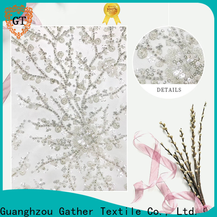 GT New rope embroidery manufacturers bulk production