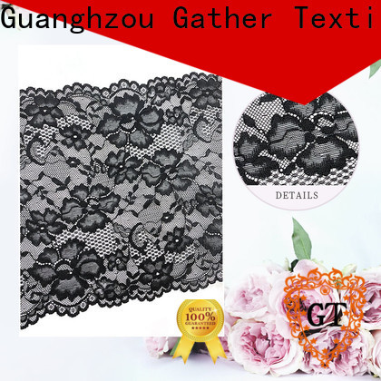 New raschel lace fabric Supply bulk production