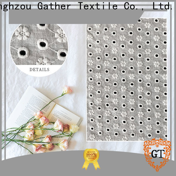 GT Latest elasticated lace fabric Suppliers on sale