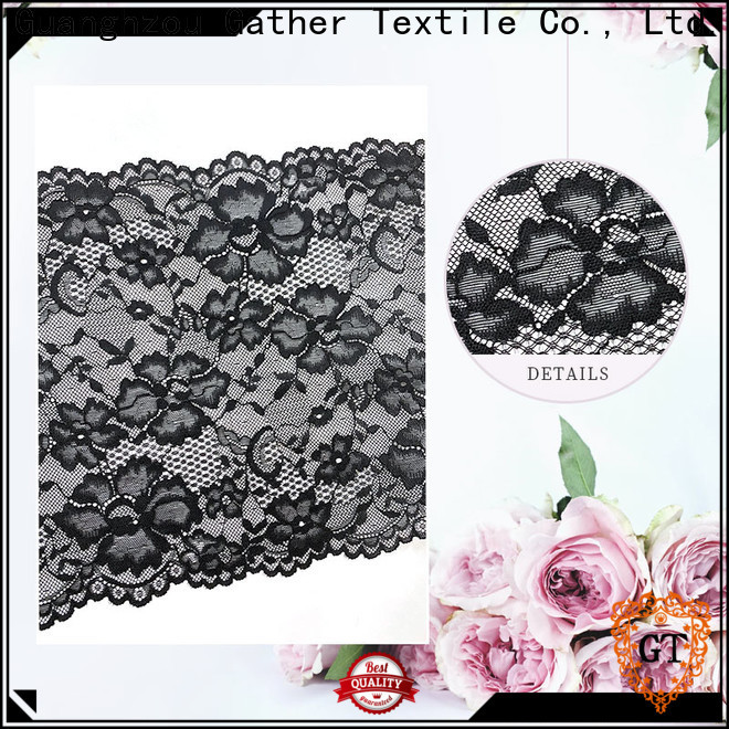 Top white lace trim factory bulk buy