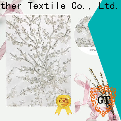 GT High-quality embroidery fabric wholesale manufacturers for sale