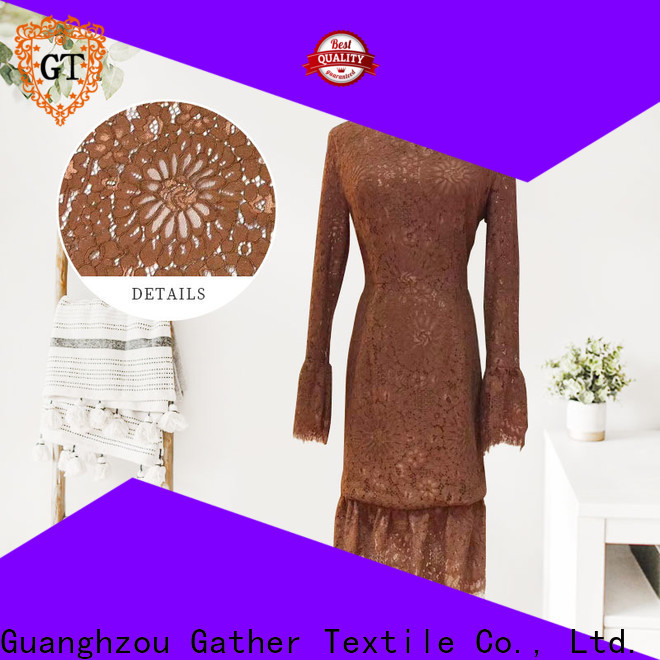GT High-quality stretch lace Suppliers for sale