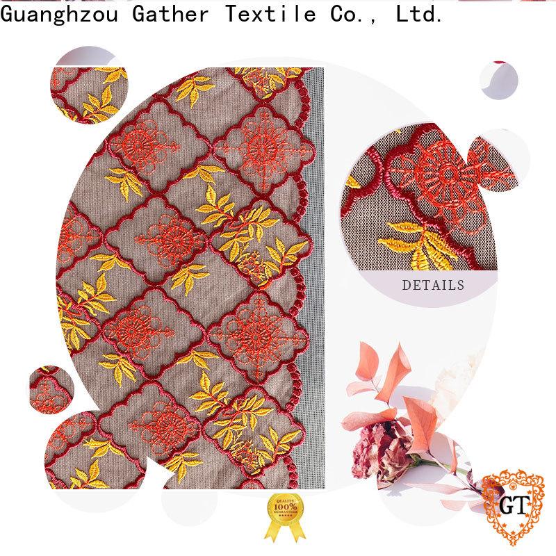 Best border lace fabric manufacturers bulk buy