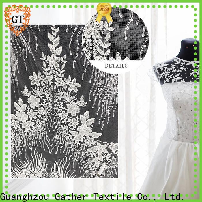 GT wedding mesh fabric company on sale