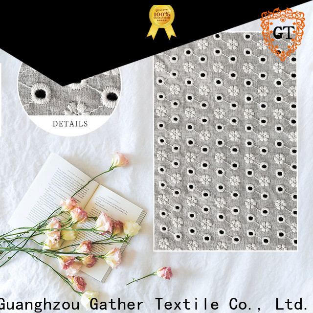 GT Latest cheap beaded lace fabric Supply for promotion