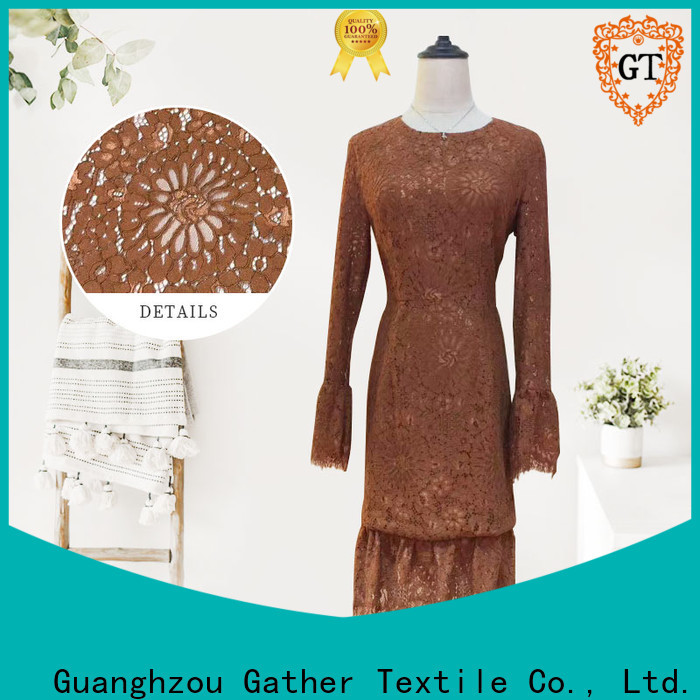 GT Latest wedding lace trim Supply for promotion