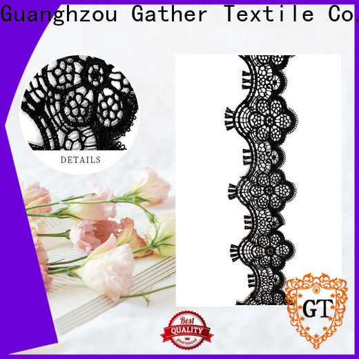 GT Wholesale silver lace material for business bulk buy