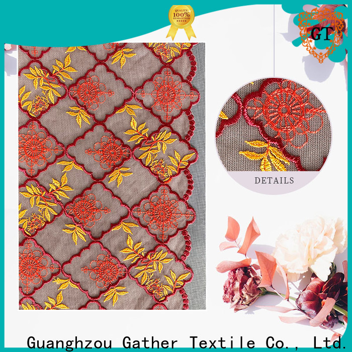 GT where to purchase lace fabric manufacturers for sale