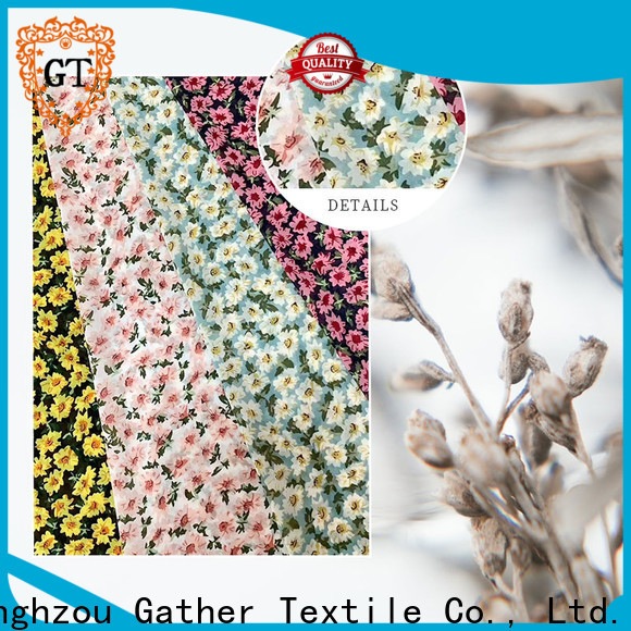 GT Latest custom printed cloth company for promotion