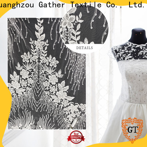 GT Best lace by the yard company for promotion