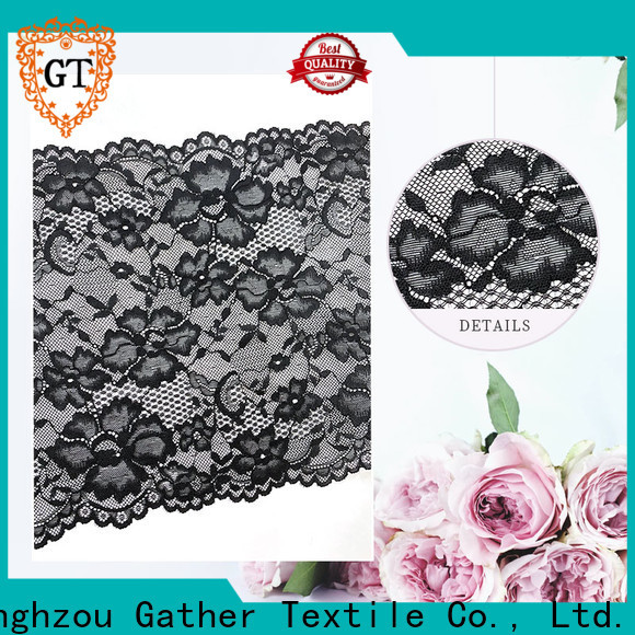 GT wide lace trim Supply for promotion