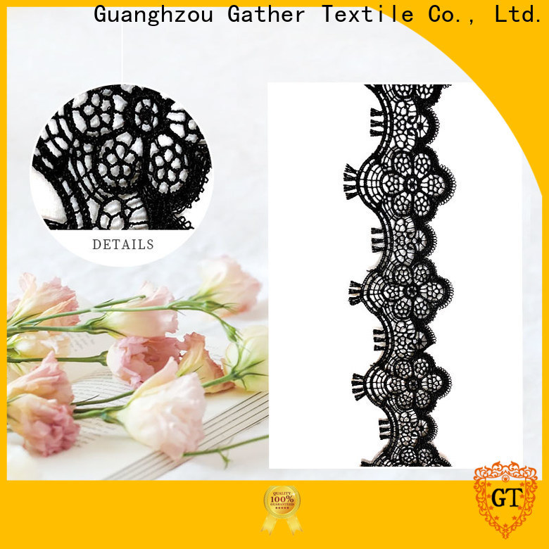 Best guipure lace fabric suppliers for business for promotion
