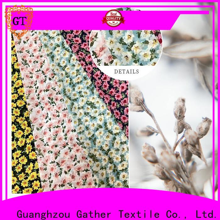 Custom custom printed canvas fabric Suppliers for sale