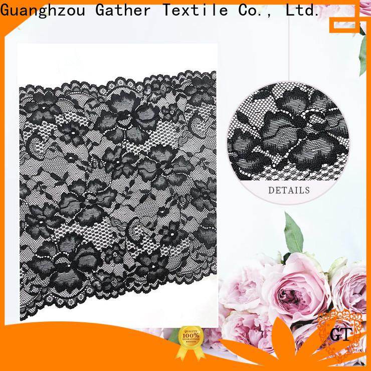GT wedding lace trim Supply bulk buy