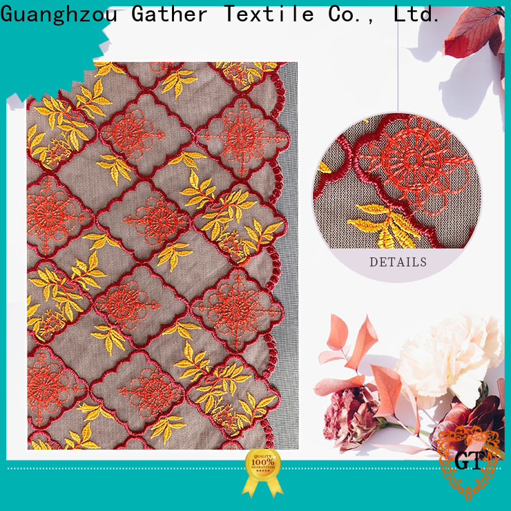 GT crochet lace edging Suppliers bulk production