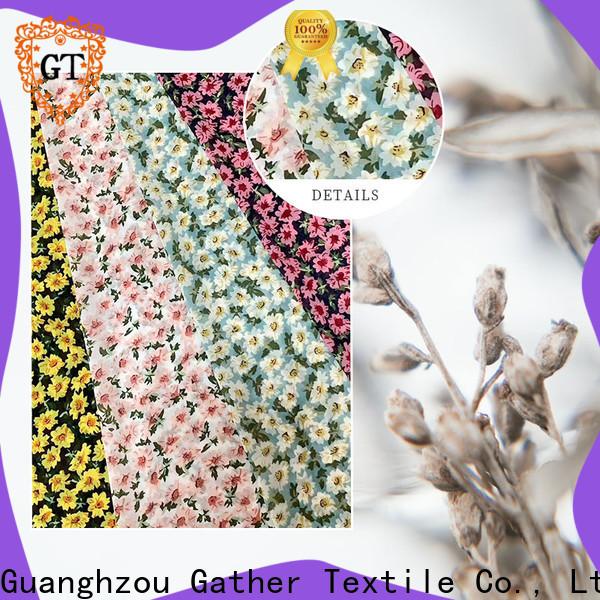 Top printed material dress patterns manufacturers bulk buy