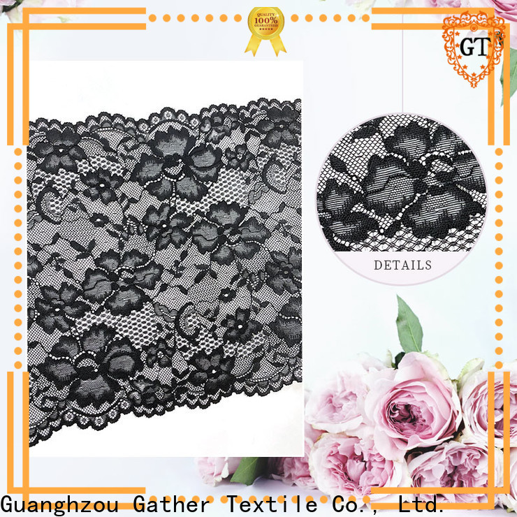 GT wide lace trim for business bulk buy