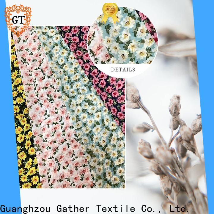 Latest printed cotton fabric online shopping for business bulk production