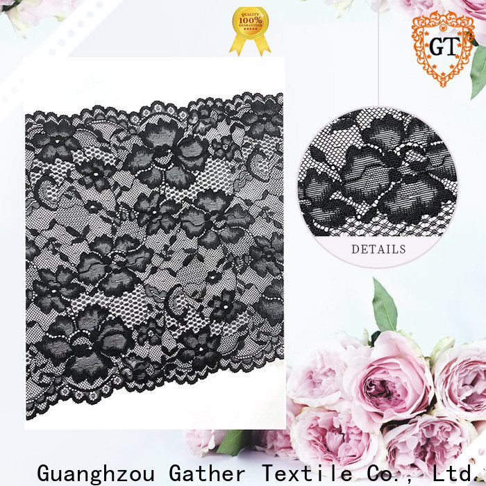 GT wide lace trim manufacturers for sale