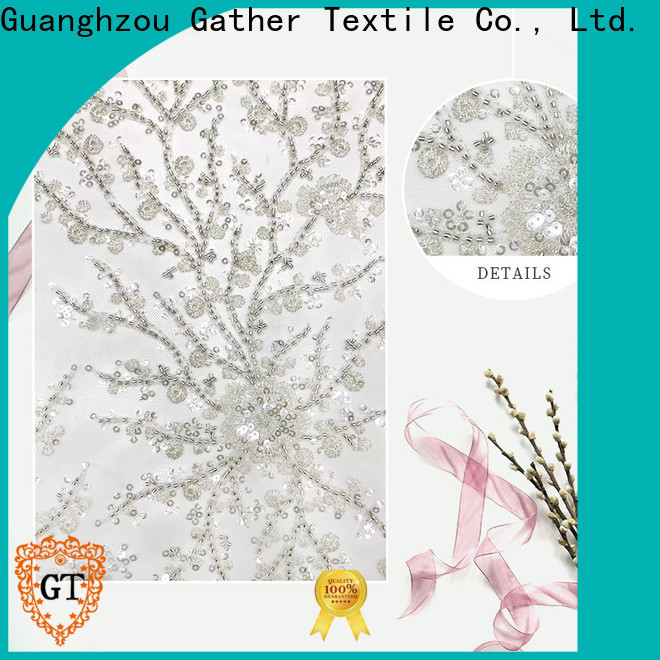 GT Best embroidery fabric wholesale Suppliers for sale