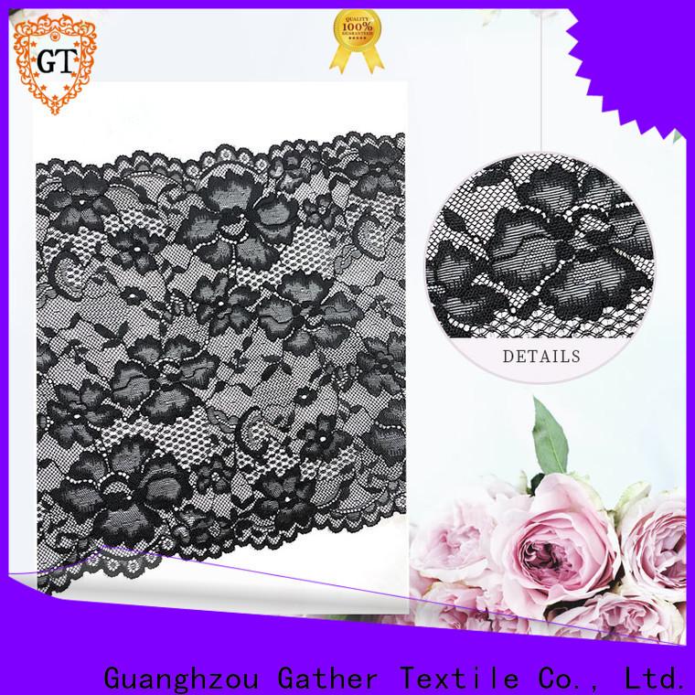 Wholesale floral lace trim manufacturers for promotion