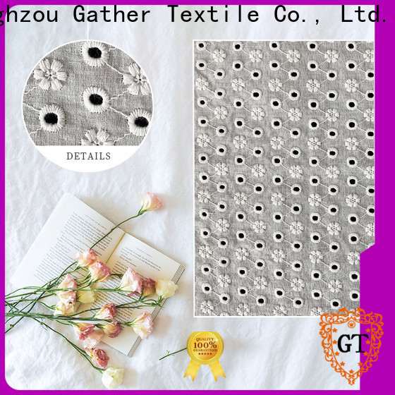 GT yard lace manufacturers for promotion