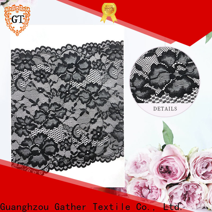 Top stretch lace factory bulk production