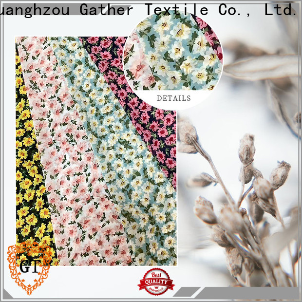 GT printed fabric manufacturers factory bulk buy
