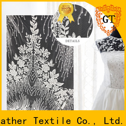 GT Custom where to purchase lace fabric factory for sale