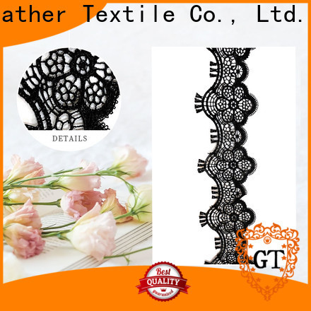 New french lace fabric online factory for sale