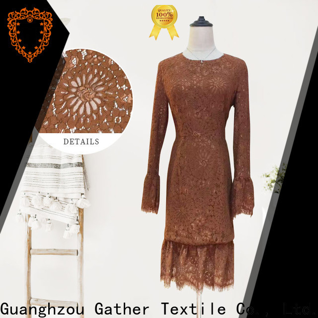 GT Wholesale stretch lace Suppliers for promotion