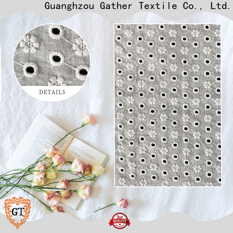 GT Latest white lace for sale manufacturers bulk production