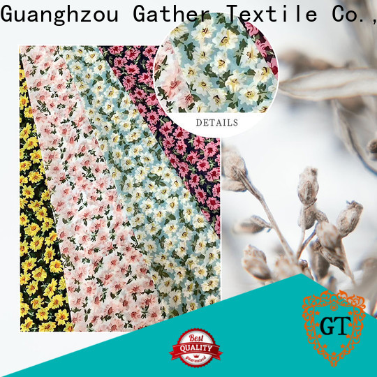 GT Best printed cotton fabric wholesale manufacturers for sale