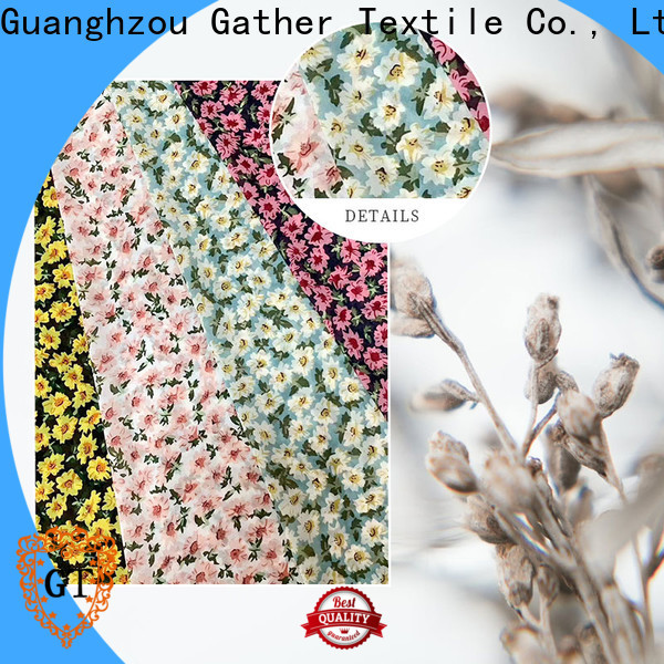 GT Latest printed fabric for sale Suppliers bulk buy