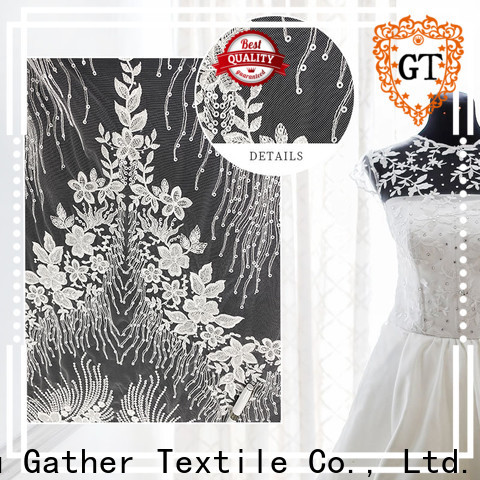 GT wedding dress fabric store manufacturers for sale