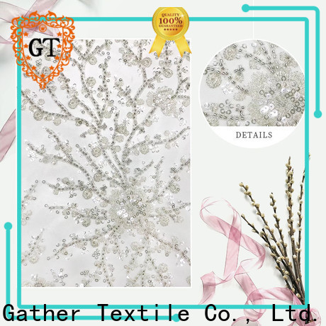 GT diamond embroidery for business for promotion